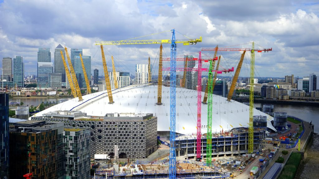 construction recruitment london